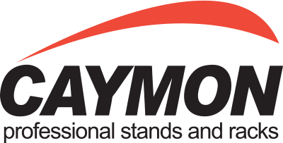 CAYMON - Professional stands and racks